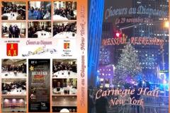 2015 11 29 - New York - Carnegie Hall