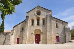 2016 09 04 - Silvacane Abbaye