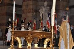 2021 05 09 - Marseille - La Major - Bicentenaire mort Napoléon 1er